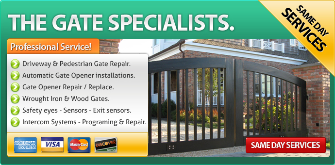 Gate Repair Arvada CO